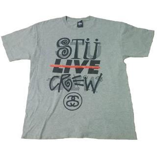 ステューシー(STUSSY)のメキシコ製 STUSSY ステューシー Tシャツ L (Tシャツ/カットソー(半袖/袖なし))