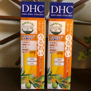 ディーエイチシー(DHC)のDHC ディープクレンジングオイル(クレンジング / メイク落とし)