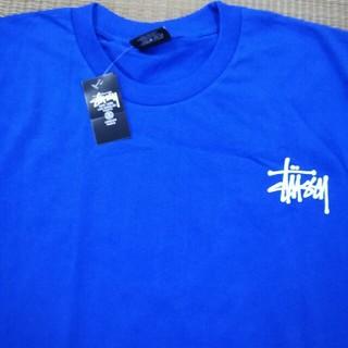 ステューシー(STUSSY)のSTUSSY  t-shirt   美品 Lサイズ(Tシャツ/カットソー(半袖/袖なし))