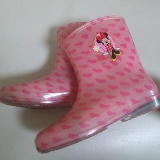 ディズニー(Disney)の女の子長靴★18㎝(長靴/レインシューズ)