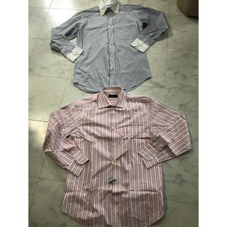 カルバンクライン(Calvin Klein)のカッターシャツ2枚セット(シャツ)