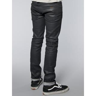 ヌーディジーンズ(Nudie Jeans)のNudie Jeans THIN FINN Org. Back 2 Black(デニム/ジーンズ)