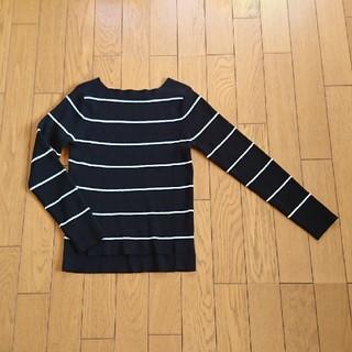 コウベレタス(神戸レタス)の七分袖サマーニットXS(ニット/セーター)