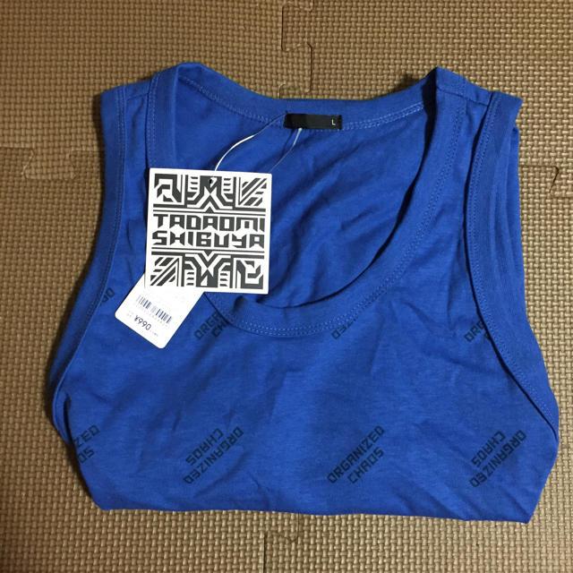 GU(ジーユー)のシェリー様専用        GU メンズタンクトップ Lサイズ メンズのトップス(タンクトップ)の商品写真