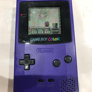 ゲームボーイ(ゲームボーイ)のゲームボーイ カラー(携帯用ゲームソフト)