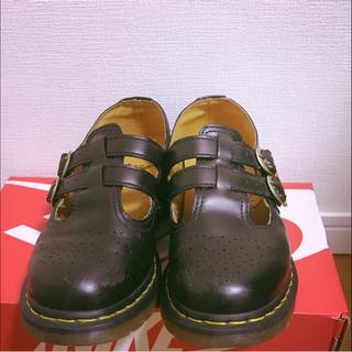 ドクターマーチン(Dr.Martens)のdr.martens ダブルストラップシューズ UK6(ローファー/革靴)