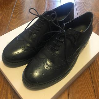 ユナイテッドアローズ(UNITED ARROWS)のDaniera Mori ウイングチップシューズ(ローファー/革靴)
