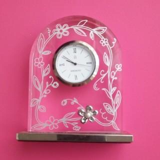 MIKIMOTO - MIKIMOTO 置き時計