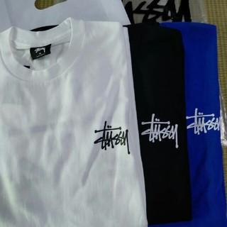 ステューシー(STUSSY)のSTUSSY 大人気Tシャツ 男女通用 (3枚いり)(Tシャツ/カットソー(半袖/袖なし))