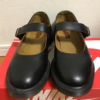ドクターマーチン(Dr.Martens)のdr.martens メリージェーン UK6(ローファー/革靴)