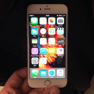 アップル(Apple)のiPhone6sローズジャンク(iPhoneケース)
