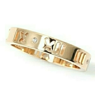 ティファニー(Tiffany & Co.)のティファニー リング Tiffany&co. カルティエ ダイヤモンド (リング(指輪))