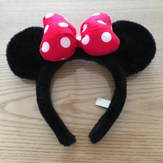 ディズニー(Disney)のミニーちゃん カチューシャ(カチューシャ)