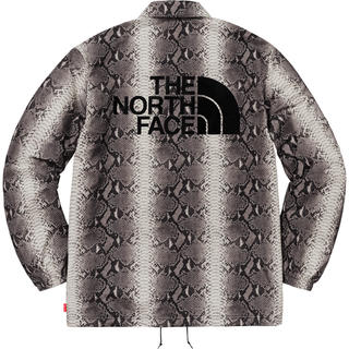 シュプリーム(Supreme)のM supreme the north face coaches jacket(ナイロンジャケット)
