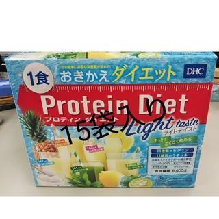 ディーエイチシー(DHC)のDHC プロテインダイエット ライトテイスト(ダイエット食品)