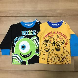 ディズニー(Disney)の90サイズ 長袖2枚セット(Tシャツ/カットソー)