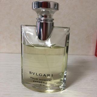 ブルガリ(BVLGARI)のBVLGARI POUR HOMME EXTREME 100ml(香水(男性用))