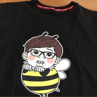シマムラ(しまむら)の新品 ヒカキン レディースM Tシャツ しまむら(Tシャツ/カットソー(半袖/袖なし))