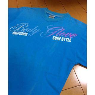 ボディーグローヴ(Body Glove)のボディグローブライトブルーサーフコットンT(Tシャツ/カットソー(半袖/袖なし))