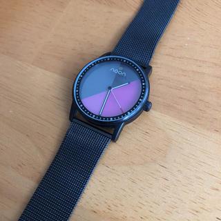 ヌーンコペンハーゲン(noon copenhagen)のnoon cnpenhagen 腕時計(腕時計)