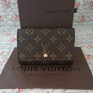 ルイヴィトン(LOUIS VUITTON)の美品!!!ルイヴィトン財布(財布)
