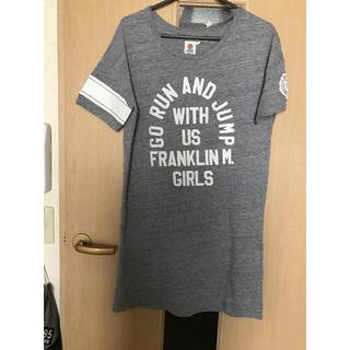 フランクリンアンドマーシャル(FRANKLIN&MARSHALL)のFRANKLIN MARHALL フランクリンマーシャル Tシャツ(Tシャツ(半袖/袖なし))