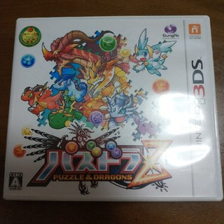 3DS パズドラZ ほか(携帯用ゲームソフト)