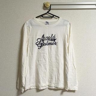 アーノルドパーマー(Arnold Palmer)の美品☆アーノルドパーマーロンT(Tシャツ(長袖/七分))