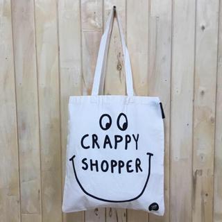 レイジーオーフ(LAZY OAF)の★SALE★LAZY OAF CRAPPY SHOPPER TOTEBAG(トートバッグ)