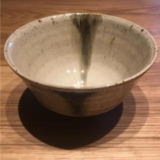 高取焼 味楽窯 白釉茶盌(陶芸)