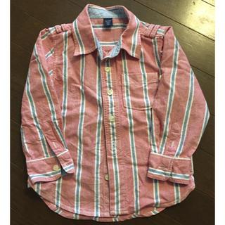 ベビーギャップ(babyGAP)のbabyGap シャツ 100サイズ(Tシャツ/カットソー)