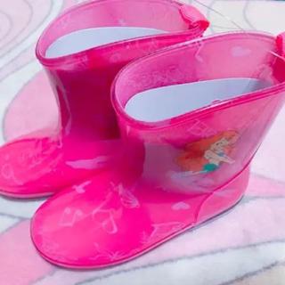 ディズニー(Disney)のアリエル♡長靴(長靴/レインシューズ)