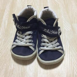 ミキハウス(mikihouse)のミキハウス 13センチ 靴(スニーカー)