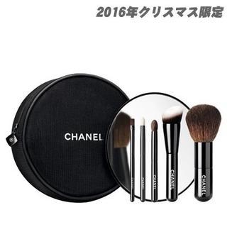 シャネル(CHANEL)のシャネル レ ミニ ドゥ シャネル CHANEL ブラシセット 2016(その他)