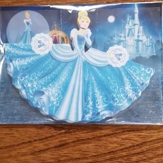 ディズニー(Disney)のシンデレラ  ドレスメモ(ノート/メモ帳/ふせん)