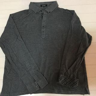 バーバリーブラックレーベル(BURBERRY BLACK LABEL)のバーバリーブラックレーベル★希少サイズ4(ポロシャツ)