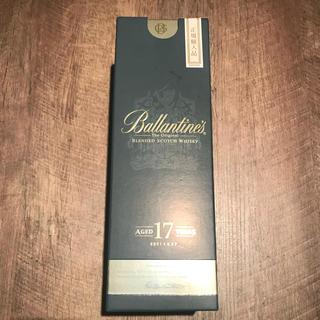 バランタインカシミヤ(BALLANTYNE CASHMERE)のバランタイン17年 700ml (ウイスキー)