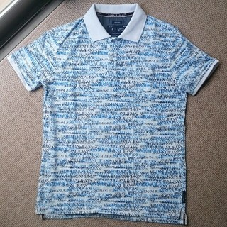 アルマーニジーンズ(ARMANI JEANS)のアルマーニジーンズ ポロシャツ XS used品(ポロシャツ)