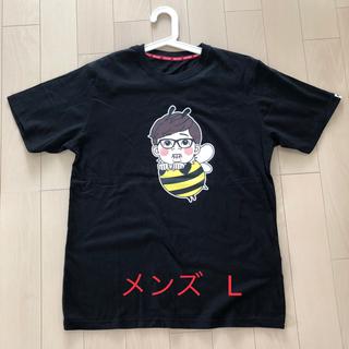 シマムラ(しまむら)のHIKAKIN ヒカキン Tシャツ(Tシャツ/カットソー(半袖/袖なし))
