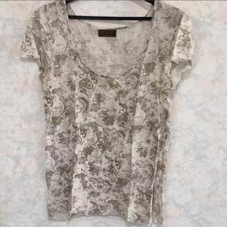 ゴア(goa)のgoa ゴア ペイズリー柄シャツ(Tシャツ(半袖/袖なし))