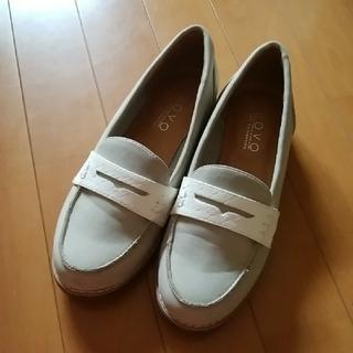 ヌォーボ(Nuovo)のNUOVO ローファー S(ローファー/革靴)