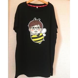 シマムラ(しまむら)のHIKAKIN×しまむらレディースTシャツ(Tシャツ(半袖/袖なし))