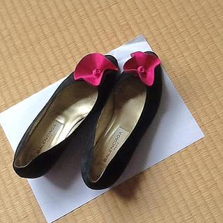バレンシアガ(Balenciaga)のバレンシアガ ローヒールシューズ(ローファー/革靴)