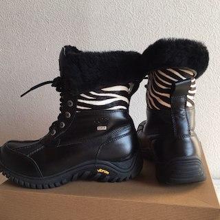 アグ(UGG)のUGG ゼブラ柄 防寒ブーツ(ブーツ)