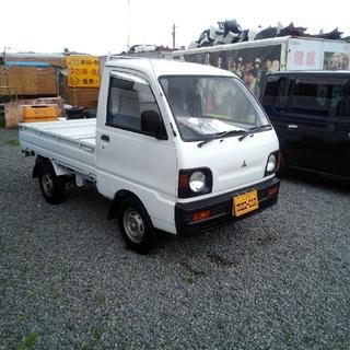 ミニキャブトラック 車体のみ価格 2WD 4速(車体)