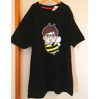 シマムラ(しまむら)のHIKAKIN×しまむらコラボTシャツメンズ(Tシャツ/カットソー(半袖/袖なし))