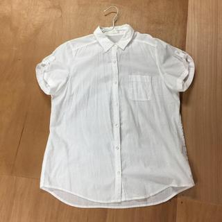 ジーユー(GU)のシャツ 2枚(シャツ/ブラウス(半袖/袖なし))