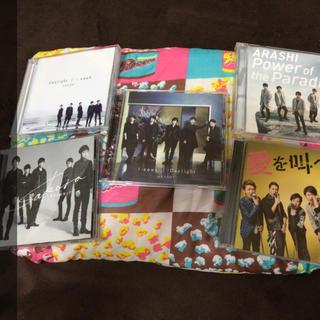 アラシ(嵐)の嵐CD 初回限定版DVD付セット(アイドルグッズ)