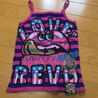 ラブレボリューション(LOVE REVOLUTION)のタンクトップ ラブレボリューション 110cm(Tシャツ/カットソー)