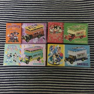 ディズニー(Disney)のトミカ ディズニー オムニバス 4台セット(ミニカー)